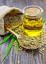 Piping Rock Hemp Seed Oil Supplements